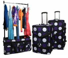 Rac n Roll Medium or Large Best Price | Rack Monsters- Best Rolling dance bags & competition accessories