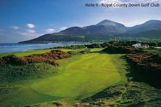 Royal County Down Golf Club, Down