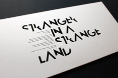 #typography Waterstones Science Fiction Month by Brian Walker