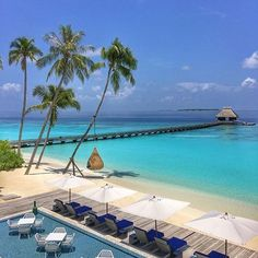 Exotic Vacation Locations You Wish You Could Win a Trip to Velaa Private Island - Maldives ⠀ Photography by @luxuryworldtraveler