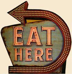 Gotta Eat Here!