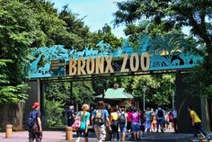 Bronx, NY - The Bronx Zoo