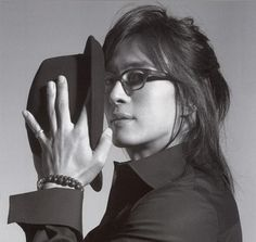 Bae Yong Joon… Male lead from Winter Sonata & (the Korean) Hotelier.