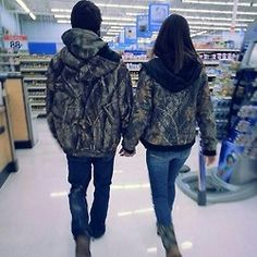 Keepin it classy in walmart....this will be meeee<3 couldn't get to NC fast enough... need to find me a good ole country boy(: