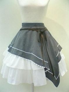 Alice and the Pirates Asymmetry Skirt (Plain)