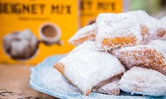 Home & Family - Recipes - Cristina Cooks Beignets | Hallmark Channel