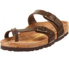 Birkenstock Mayari Sandal,Golden Brown,38 N EU