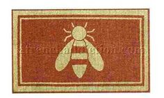 French Bee Doormat $ 32.99