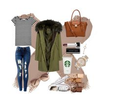 """""""🍁 Autumn Day"""" by ladicyanne on Polyvore featuring agnès b., Converse, Mr & Mrs Italy, Style Strategy, Chopard, Chloé, Tiffany & Co., Marc Jacobs and Maybelline"""