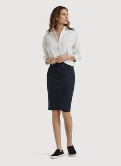 Mainstay Stretch Skirt | Women | Kit and Ace