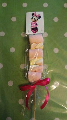 Spiedino di marshmallows Minnie