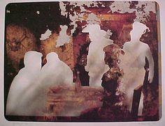 Ghosts of UFA  - Richard Hamilton Richard Hamilton Artist, Modern Art, Contemporary Art, Spirit Photography, Pop Art Movement, Collage Artists, Art Database, Famous Art, Color Studies