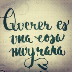 Las letras hablan #Letters