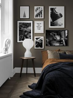 Furnishing ideas and inspiration Art & Living Ideas - Desenio.at, Furnishing ideas and inspiration Art & Living Ideas - Desenio. Home Bedroom, Bedroom Wall, Decor Room, Bedroom Decor, Home Decor, Inspiration Wand, My New Room, Home Interior Design, Gallery Walls