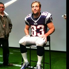WES WELKER...he's awesome!