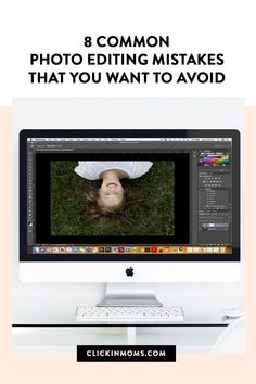 Trial and error are requirements to grow in photography and editing is no exception. However, there are some common editing mistakes that you can avoid! Understanding these no-no's is the first step to correcting them and then moving on to explore a more cultivated creative process. #photo #editing #clickinmoms Photography Editing, Digital Photography, Children Photography, Newborn Photography, Family Photography, Photography Tips For Beginners, Photography Tutorials, Boy Newborn, Edit Your Photos