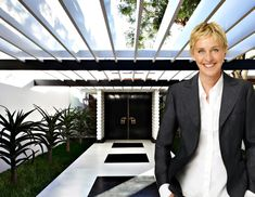 Hollywood Talk Show Host and Comedian Ellen DeGeneres is the proud owner of the amazing 'Brody House', the place that is considered by most to be the ultimate o