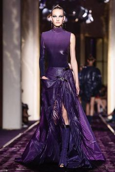 versace 2015 collection | The Versace Atelier Couture Fall/Winter 2014 2015 collection
