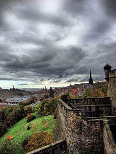 View from Edinburgh Castle, 2012 [Explored]