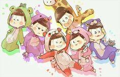 They so CUTEEE (Osomatsu-san)