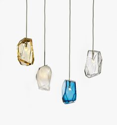 Crystal Rock Lighting by Arik Levy for Lasvit in home furnishings  Category
