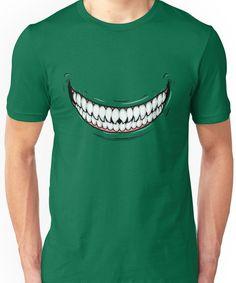 Evil Smile Unisex T-Shirt