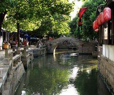 Tongli Water Town, China