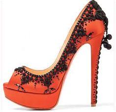 Halloween heels