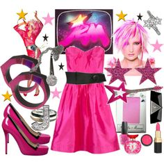I want to be Jem for Halloween (maybe next year though since I haven't bought anything)