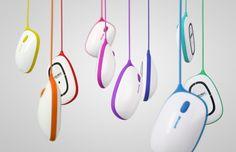 Microsoft Express Mouse | Industrial Design | Carbon Design Group