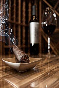 Pin by Petra Viktoria Design on Cigar Lounge Good Cigars, Cigars And Whiskey, Cuban Cigars, Whiskey Drinks, Cigar Art, Cigar Room, Pipes And Cigars, Up In Smoke, Cigar Smoking