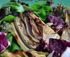 "how i use mindfulness to help my chronic pain & ""feel good roasted fennel salad"""
