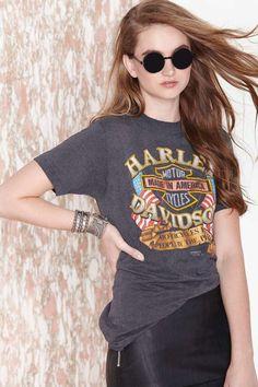 Harley Davidson Ride With Pride Tee