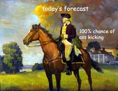 George Washington Is A Hilarious Webcomic Star. Srsly. | The Roosevelts