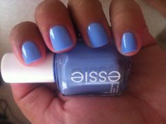 Essie - Bikini So Teeny love to wear this especially during summer!