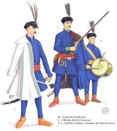 Transylvanian Kék Darabontok, Long Turkish War (1593-1606)