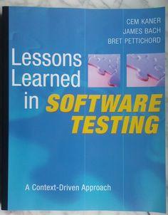Review Lessons Learned in Software Testing - Prestissimo - Jörns Musikblog