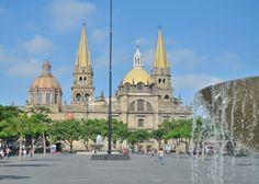 Catedral Guadalajara Mexico