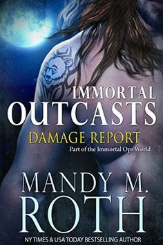 Damage Report by Mandy M. Roth