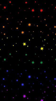 Phone Screen Wallpaper, Wallpaper Iphone Cute, Black Wallpaper, Rainbow Wallpaper, Colorful Wallpaper, Phone Backgrounds, Wallpaper Backgrounds, Rainbow Aesthetic, Neon Aesthetic