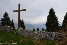 Monte Zovetto 1232 m.
