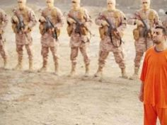 ISIL has matching digital camo in execution video