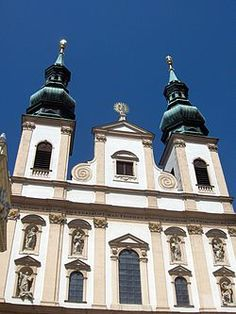 Jesuit Church, Vienna - Wikipedia, the free encyclopedia