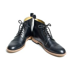 Rugby Boots Men's Black