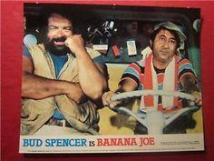 Orig 1982 Bud Spencer Banana Joe Movie Photo CC9  6628366fd1