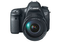 Canon EOS 6D digital SLR camera, $2,099