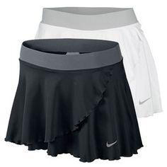 ruffle tennis skirt