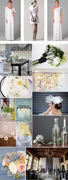 weddings inspired by new dresses on shopbop modern view photos and sources at www