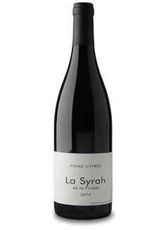 -CEPAGE A PART- Focus sur le Syrah. Article à retrouver dans le Journal A Part #8 La Syrah de la Pinède - Domaine Fond Cyprès - Vin Naturel du Languedoc