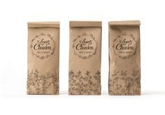 Branding, Package design and Coffee
